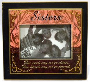 Buy Two Level Frame - Sisters in Kuwait