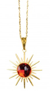 Vampire Ruby Necklace in Kuwait