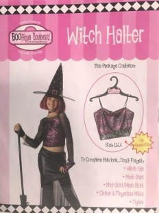 Witch Halter 11-14 in Kuwait