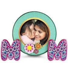 Buy Wooden Photoframe -mom Flower in Kuwait