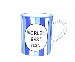 World Best Dad Mug in Kuwait