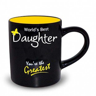 Buy World's Best Daughter - Mug in Kuwait